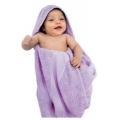 BABYCAPE / ACCAPPATOIO BABY CON INSERTO IN TELA AIDA - CM.75x100
