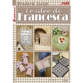 RIVISTA LE IDEE DI FRANCESCA - BRODERIE SUISSE - 5 COPIE+2 OMAGGIO