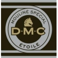 DMC MOULINE' ETOILE ART.617 - SCATOLE DA 6 MATASSINE