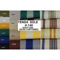 TENDA SOLE DA ESTERNO CM.140 - 50% ACRILICO - 50% COTONE